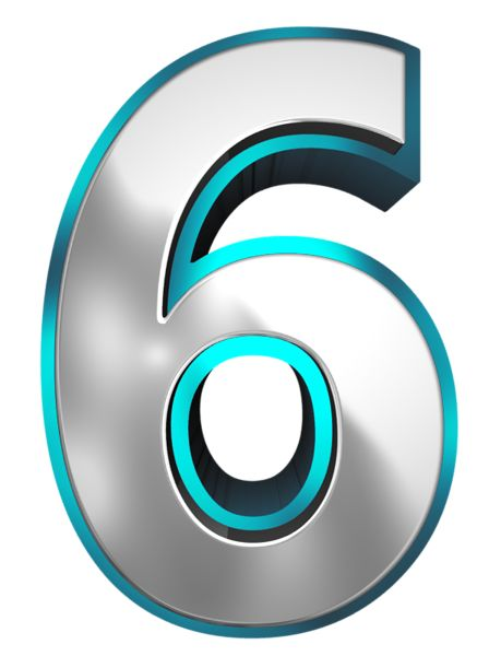 Sixes Clipart