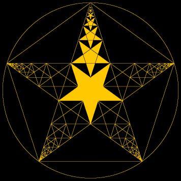 star walkway.