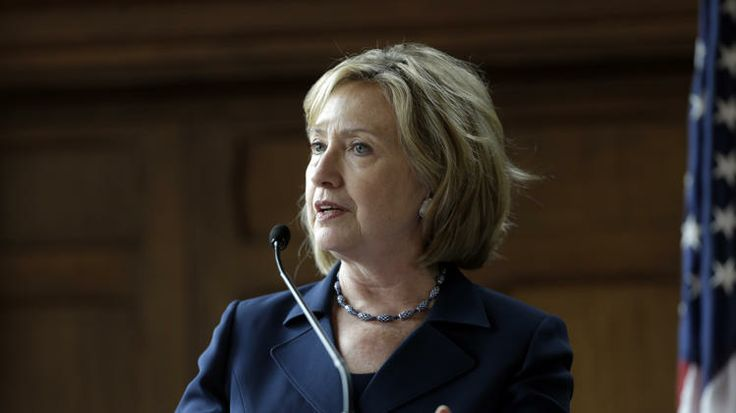 stop hillary clinton 2016 | Former Secretary of State Hillary Clinton speaks during the Women in ...