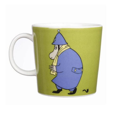 Moomin Inspector mug by Arabia - The Official Moomin Shop