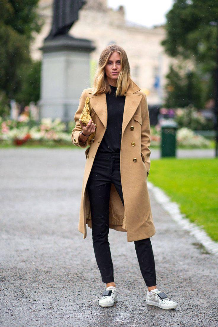 Street Style - Stockholm Spring 2015 - Harper's BAZAAR