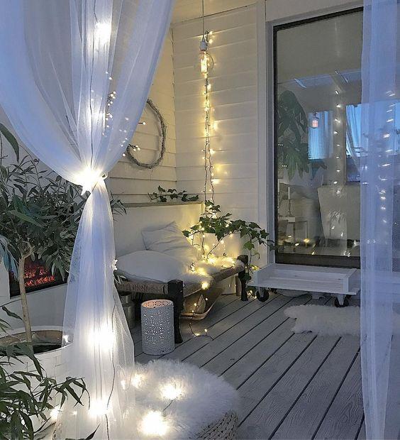 Un balcon onirique