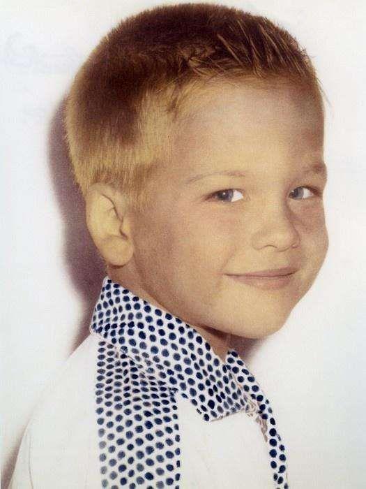 Cute Babies Who Grew Up to Be Movie Stars. Patrick Swayze