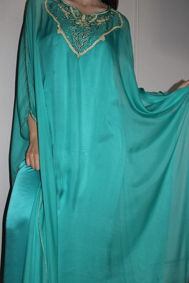 243 best images about gandoura on pinterest moroccan for Caftan avec satin de chaise