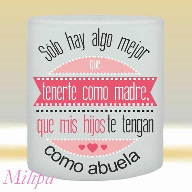 Vas a ser Abuela!!! | Crafts | Pinterest | Mr wonderful, Happy ...