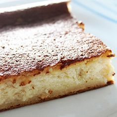 Amarula milk tart.   Proudly South African