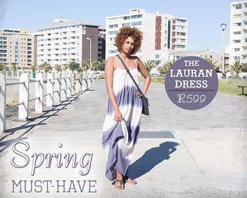 Old Khaki Must Have- Lauran Dress