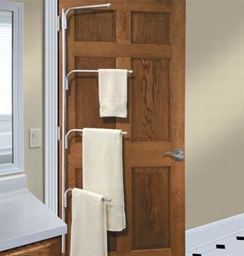 18 best images about tiny ensuite makeover on pinterest vanity units toilets and towel hooks - Towel racks for small spaces concept ...