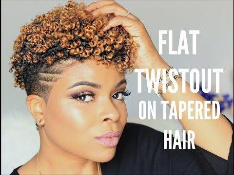 Natural Cut Hair Style