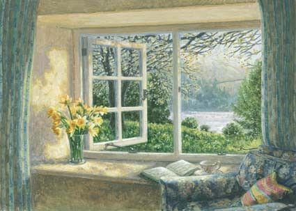 Spring Morning Stephen  J. Darbishire