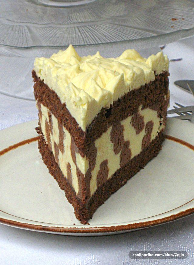 "Točka na "" i "" torta — Coolinarika"