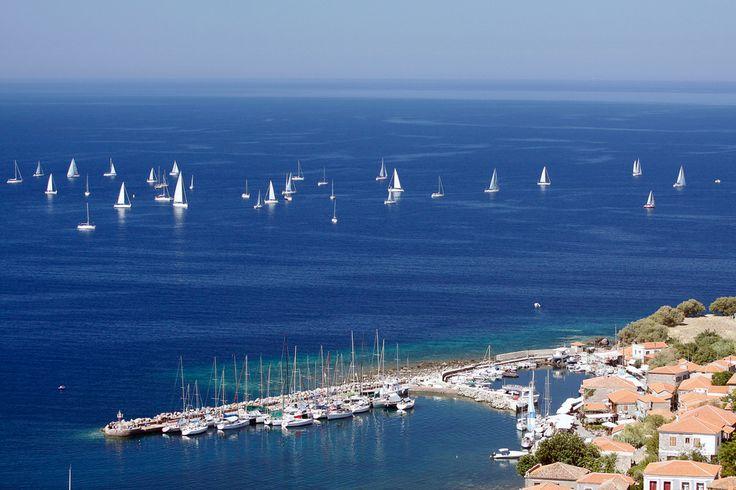 Aegean Regatta @ Molyvos........theotheraegean.com
