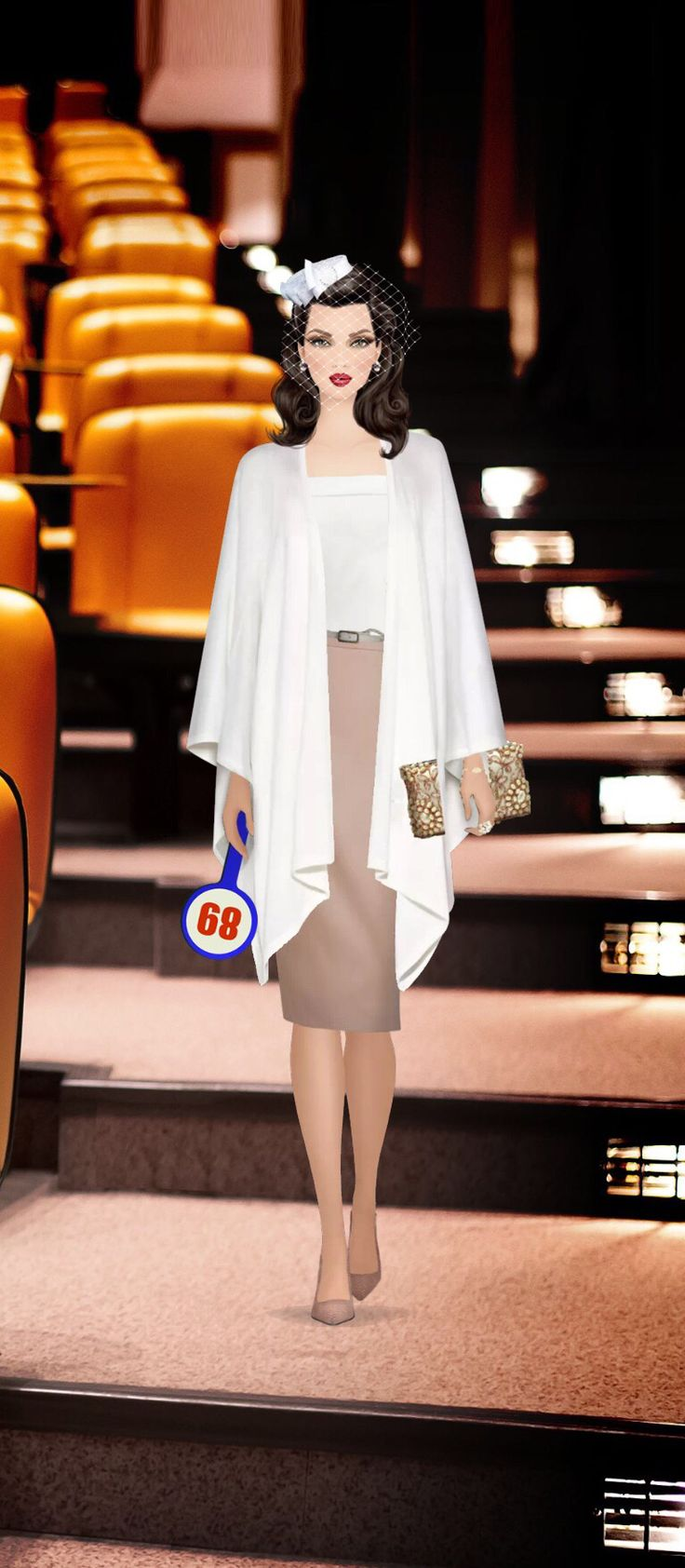 Veiled beauty Covet fashion games, Fashion, Covet fashion