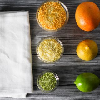 Citrus Salts - SUPER easy and inexpensive to make at home!  platingsnadpairings.com
