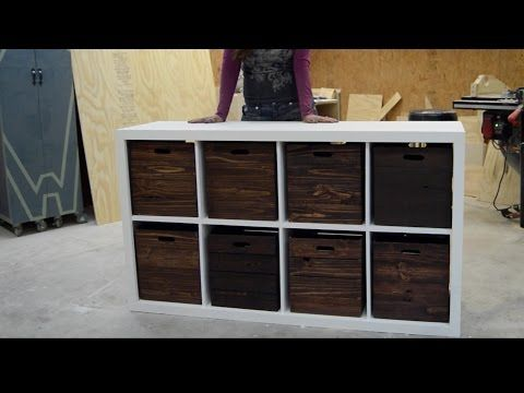 Wilker Do's: DIY Toy Storage and Wooden Crates