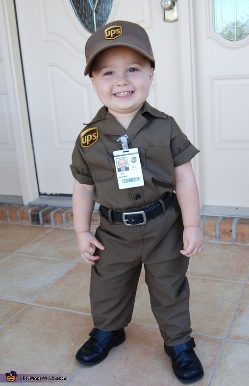 Big Brown - Halloween Costume Contest via @costume_works