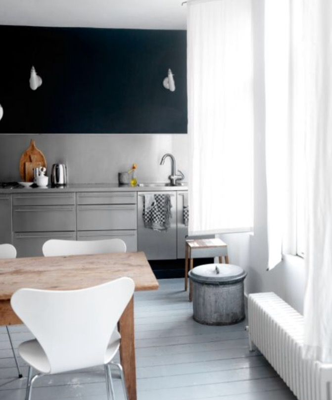 """This kitchen is from our feature """"Urban Cool"""""""