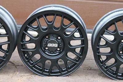 15 bbs alloys wheels 4x100 vw golf polo caddy lupo. Black Bedroom Furniture Sets. Home Design Ideas