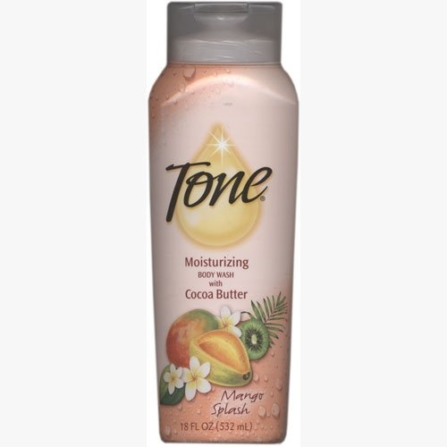 $5.99 Baby Tone Moisturizing Body Wash with Cocoa Butter, Mango Splash, 18 oz - Enjoy the luscious scent of exotic fruit nectars in Tone Mango Splash Moisturizing body Wash. Tone Body Wash's unique blend of cocoa butter and botanicals helps hydrate your skin and leaves it feeling naturally smooth. http://www.amazon.com/dp/B001EJXCH4/?tag=pin2baby-20