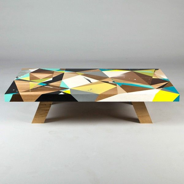 CONTEMPORARY FURNITURE: 10 COFFEE TABLES TO YOUR LIVING ROOM