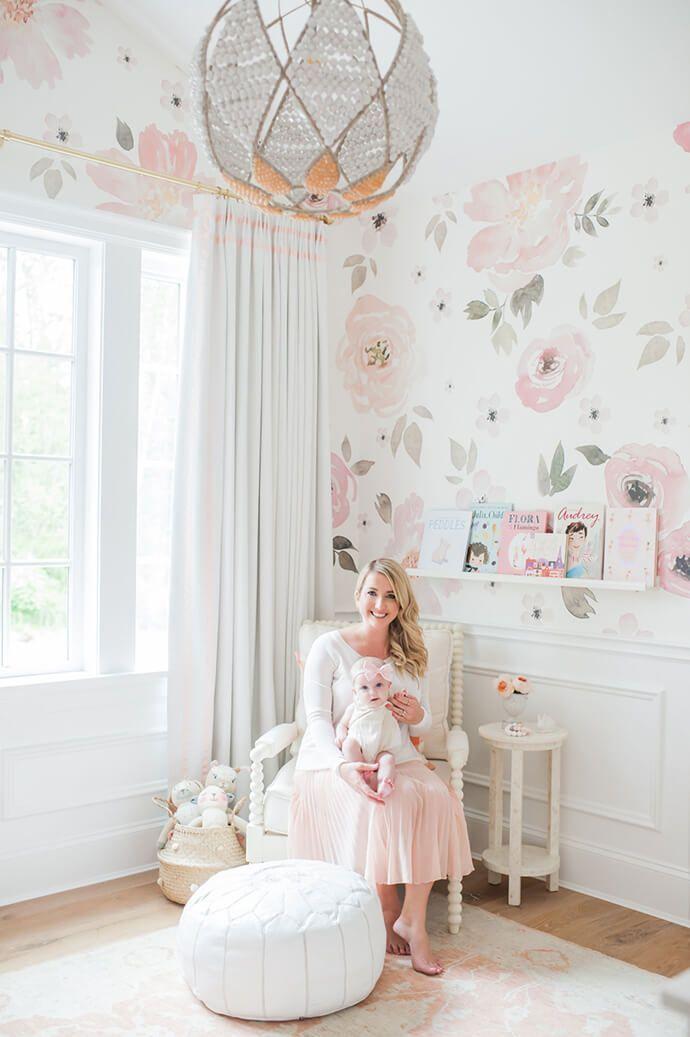 Olhem-me só o quarto desta princesa!