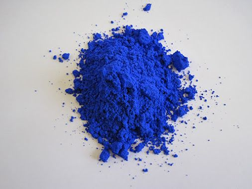 Newly discovered: A new shade of blue http://ow.ly/JFjM301Lmk5