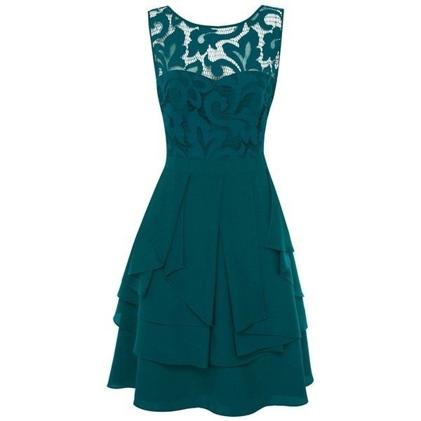 Pretty dress ;) Grace this dress definitely fits our expectations for fashion! I love this dress! :)