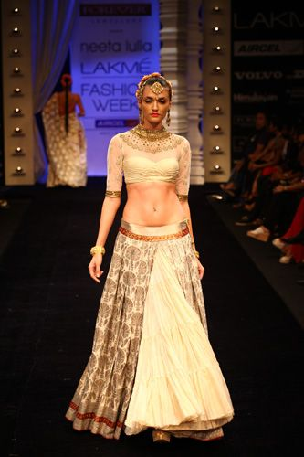 Neeta Lulla - Lakme Fashion Week 2012