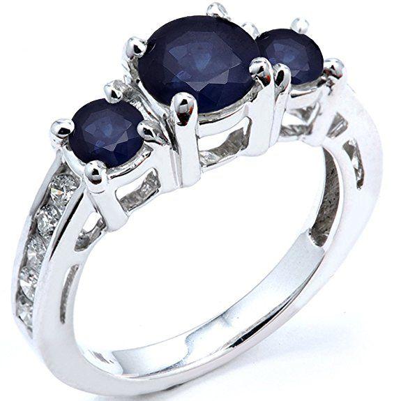 159 best images about schmuck ringe verlobungsringe f r - Verlobungsring blau ...