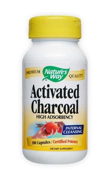 Activated Charcoal: if you've got stomach issues, this is your pill. --->Stomach flu, Food poisoning, diarrhea, nausea, you name it. Take about 4 of these every couple of hours. What they do is absorb whatever is upsetting your stomach. When hospitals pump your stomach for poisoning, they pump charcoal through it. Be forewarned, this stuff will turn everything that comes out black. There's nothing wrong with it, so don't freak out.