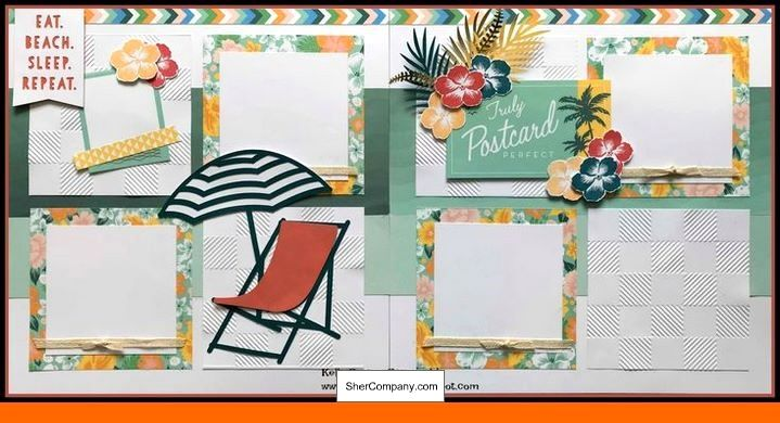 Free Baby Scrapbook Layouts Printable, Scrapbook Layouts Powerpoint