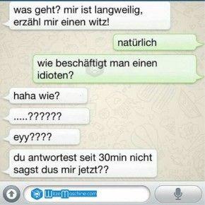 Lustige WhatsApp Bilder und Chat Fails 143 - Langweilig