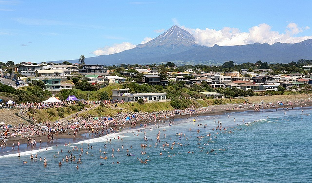Fitzroy Beach Carnival, New Plymouth