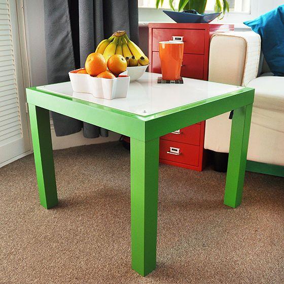 Bild von DIY Lightbox bauen mit Ikea Lack Tisch.