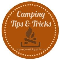 Collection of blog posts about camping tips, tricks, recipes, games, etc.