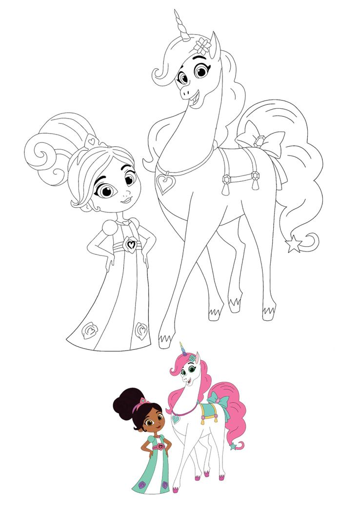 Free Nella The Princess Knight Coloring Pages Coloring Pages Nick Jr Coloring Pages Cartoon Coloring Pages