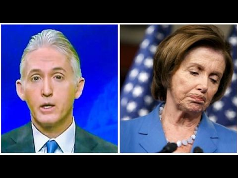 Trey Gowdy WIPED The Floor With Awful Nancy Pelosi!!!
