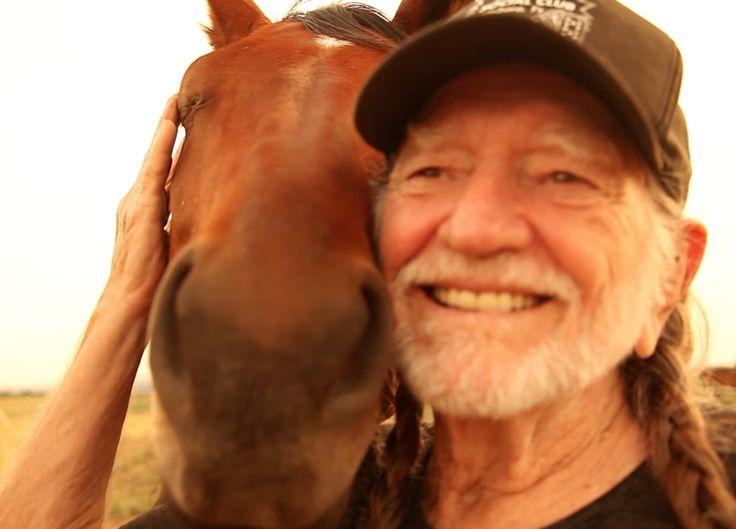 Willie Nelson: The Love of Horses