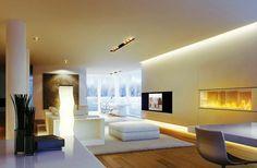 image d'éclairage LED moderne pour maison