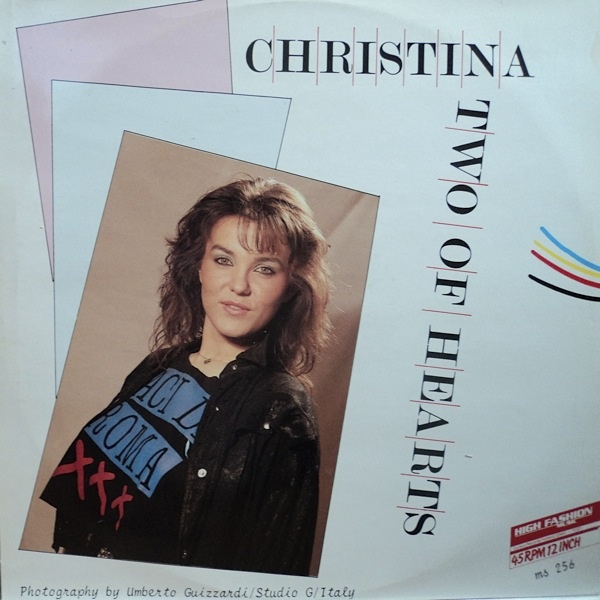"""Christina """"Two of Hearts"""""""