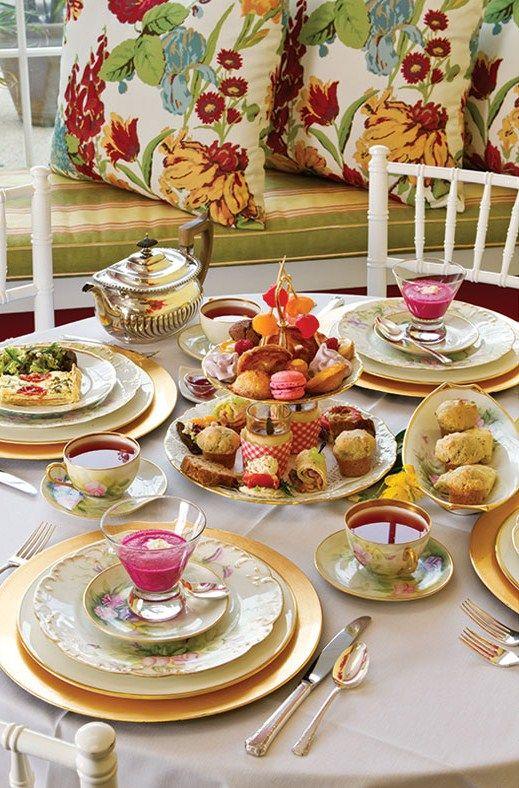 Tea Affair Tearoom, Pennsylvania