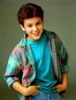 My first love, Fred Savage.