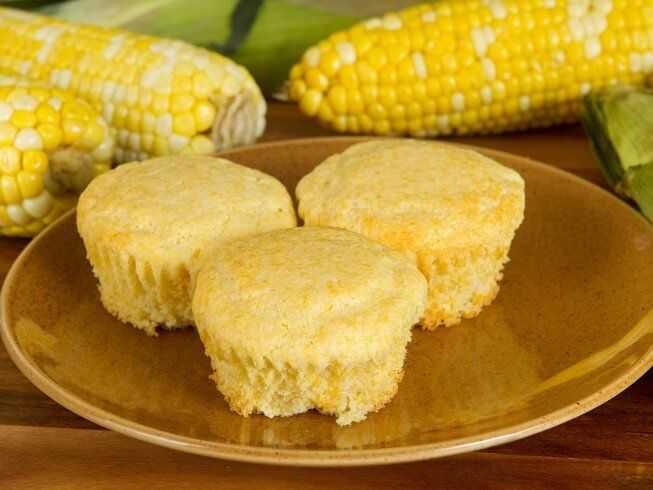 Cracker Barrel Corn Muffins Recipe | CDKitchen.com