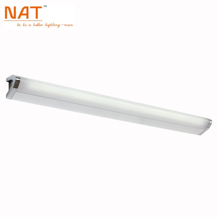 Find More LED Bulbs U0026 Tubes Information About Wall Lamp Modern 7w Stainless  Steel Waterproof Led Tube Light Indoor Lighting Bathroom Mirror Bar Lights  60cm ...