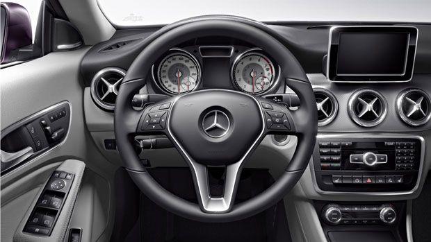 2014 CLA 250 Mercedes-Benz