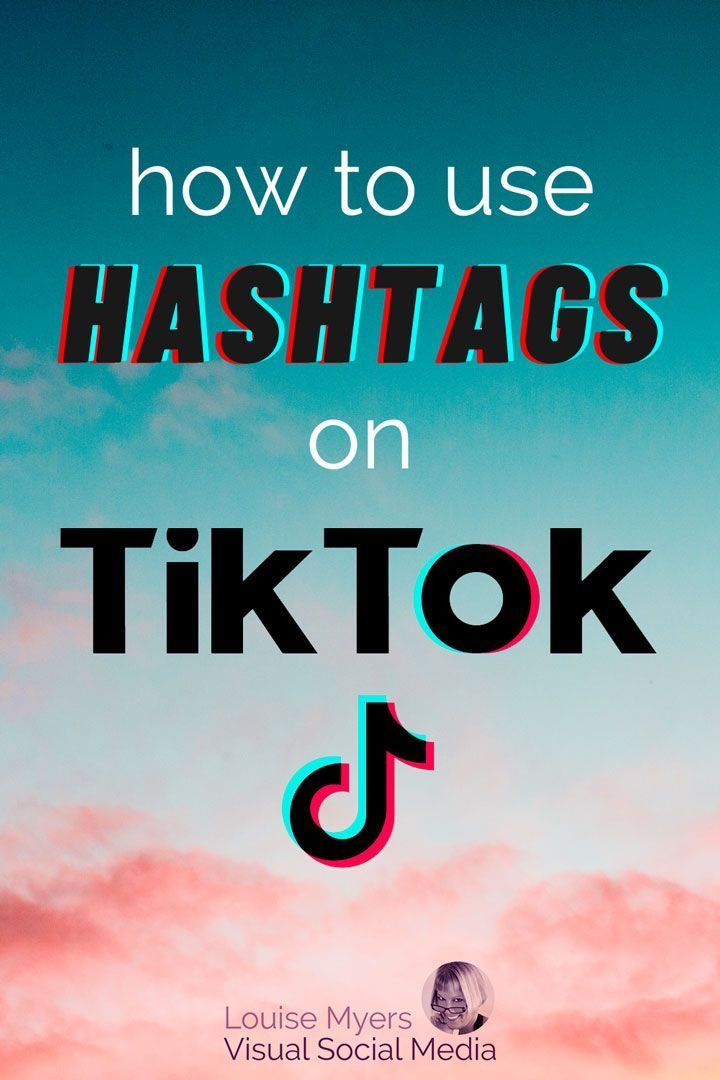 This Is How To Use Tiktok Hashtags To Reach More People This Is How To Use Tiktok Hashtags To Reach More People In 2021 How To Use Hashtags Social Media