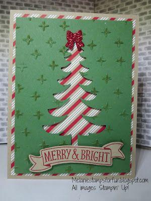 Melaniestamps: Merry & Bright
