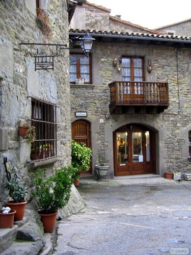 Rupit. Catalunya, I love this place!!! So many memories ...