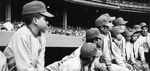 this is such an incredible story--love to discover this kind of history! Read articles about how Monterrey, Mexico won the Little League World Series in 1957 and the pitcher, Angel Macias, pitched a perfect game--the only kid to have done so to this day--wow!
