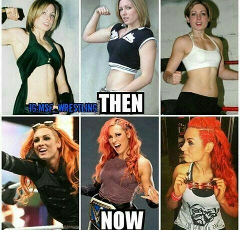 Becky Lynch WWE Rebecca Quin